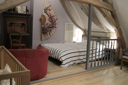 """Une chambre d'hôtes """"Les Tilleuls"""" - Couffy"""