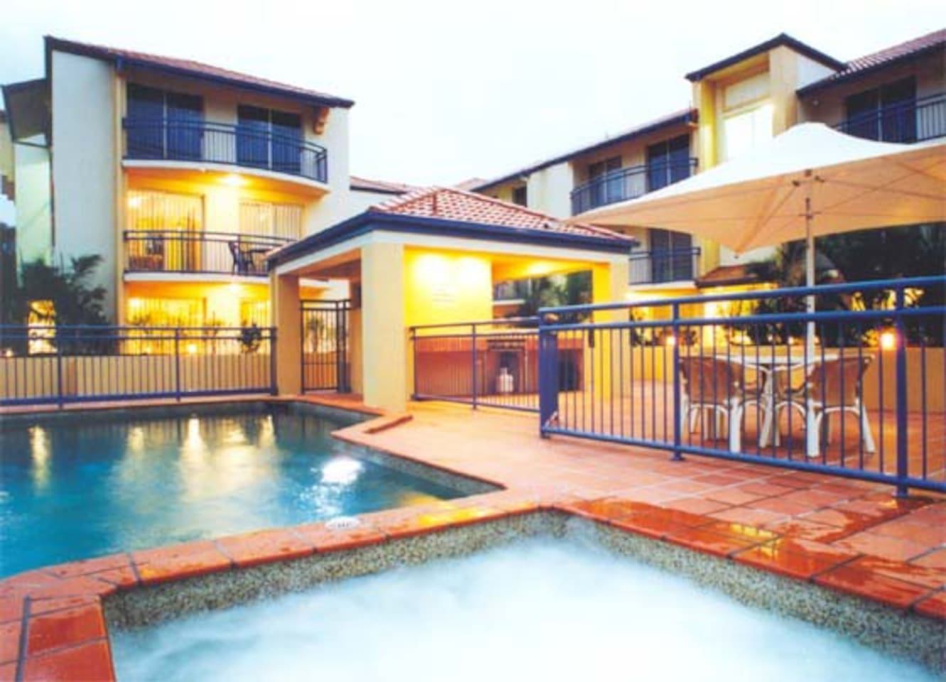 Gold Coast, Surfers Paradise - Santana Resort, Australia
