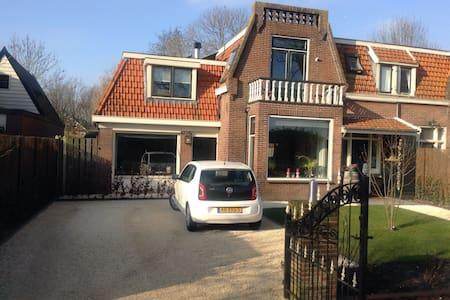 Groot gezinshuis met dito tuin - Loenen aan de Vecht