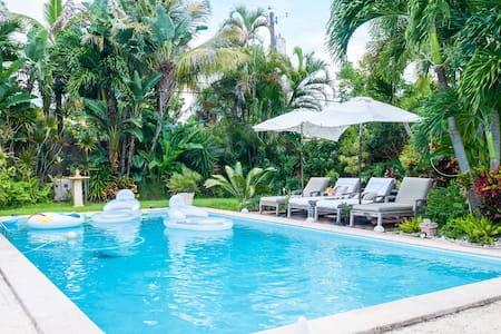 Prvt Rm/Bath+Heated Salt Water Pool - Maison