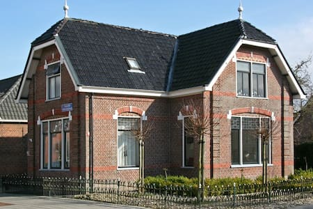 Karakteristiek herenhuis Friesland - Kollum - Casa