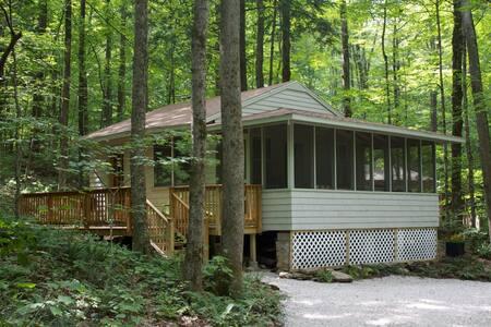 Cedar Chest - Canaan - Hytte