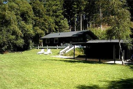 Romantic cottage near Silkeborg - Bryrup