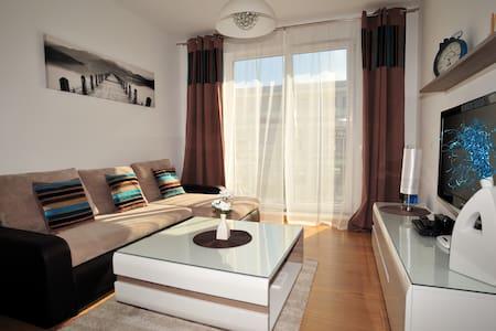 Apartament Blue Osiedle Polanki - Appartement