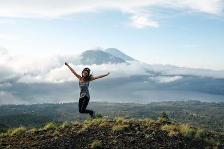 Host + Mount Batur Sunrise Trekking + Hot Springs - Kintamani - Gästehaus