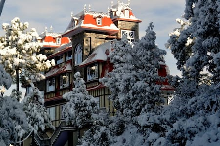 Jewel In the Jungle - Shimla - House