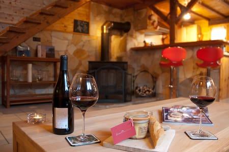 Cosy Chalet near Annecy / La Clusaz - Çatı Katı