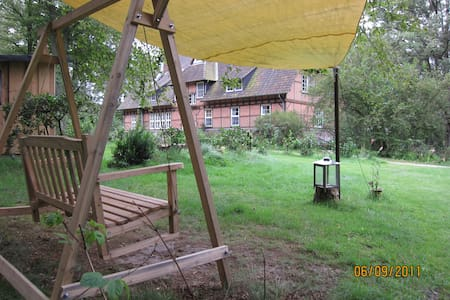 Haus Heidetal-Twinbettzimmer(Betten stehen einzel) - Bispingen - Bed & Breakfast
