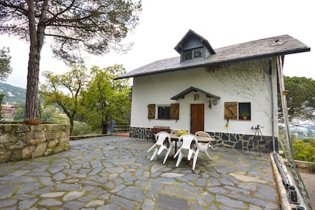 Casa rural con encanto - Vallgorguina - House
