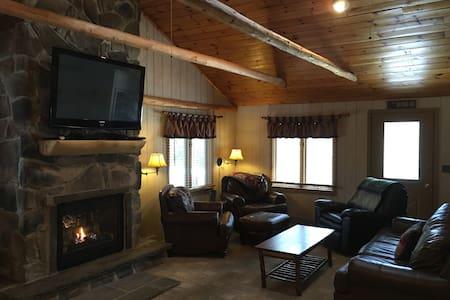Adirondack Luxury Getaway - Eagle Bay - Huis