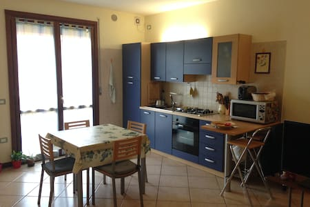 Nice entire flat  2+1 near Abano Terme, Padova - Albignasego - Apartment