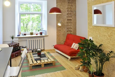 Studio apartment close to Old Town!