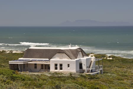 Stay in a Private Nature Reserve with beach front - Yzerfontein - House