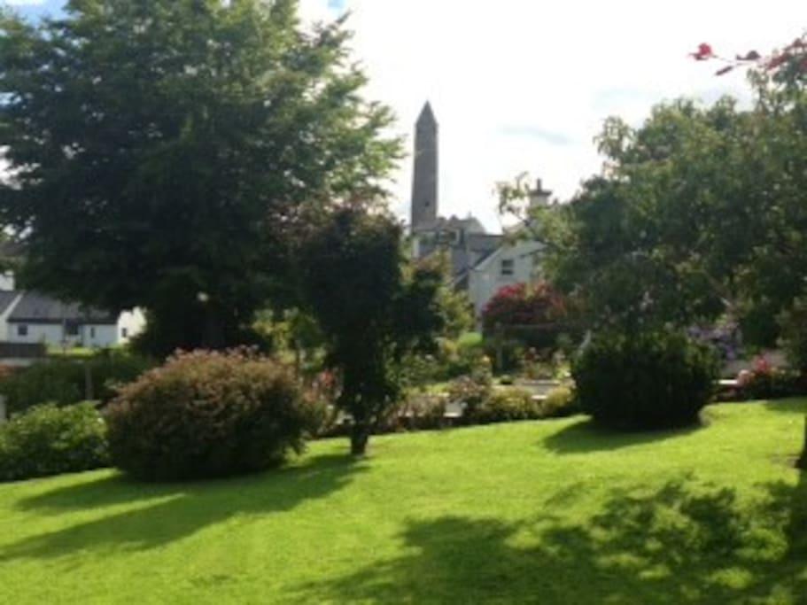 Front Garden Views