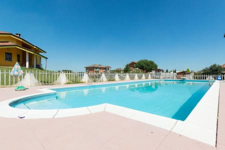 Appartamento in Villa,con  Piscina! - Apartment
