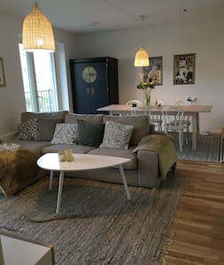 Nice and modern 99 sq.m close to nature and city - Stockholm - Appartement