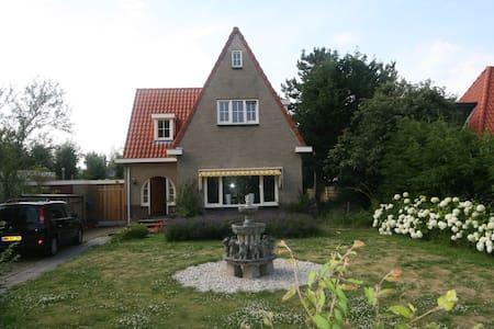 freistehende Haus  hinter den Dünen - Den Helder - Casa