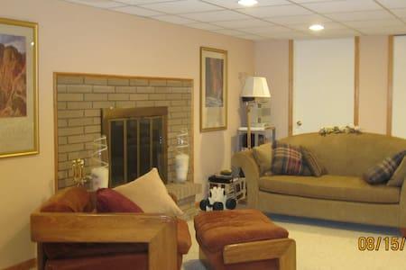 Ann Arbor 's Best - Full Basement - Casa