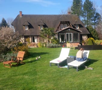 4 bedroom Normandy, close Deauville - Beuzeville