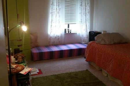Private Room & Bathroom Near DunnLoring/VanDorn - Annandale - Apartemen