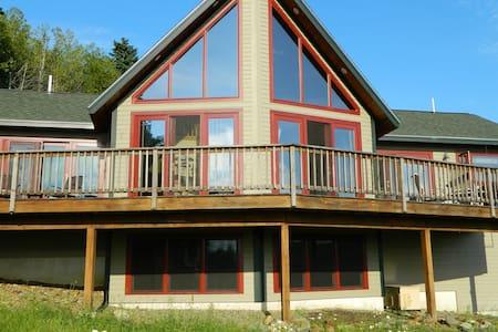 Custom Built Home w/Panoramic View - Rangeley