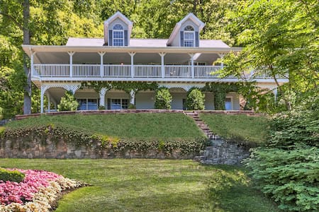 CAROLINA MTN DREAM FAMILY HOME-AWESOME VIEWS - Maggie Valley - Ev