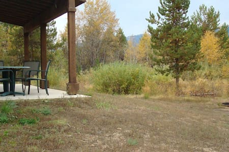 Relax, Play and Enjoy Idaho - Donnelly - Cabin