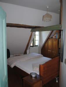 Chambre dans maison de charme - Saint-Jory-de-Chalais