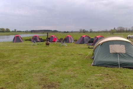 House to rent or camping for groups - Athleague