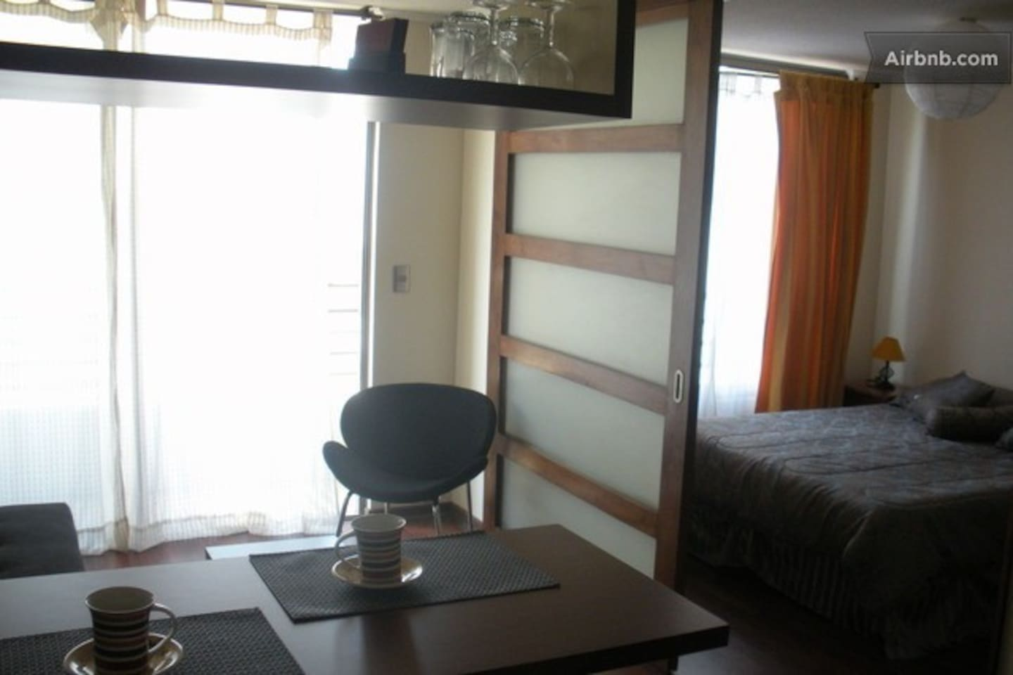 Apartment 1 Bedroom Santiago