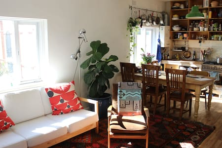 Lovely cosy Darlinghurst apartment