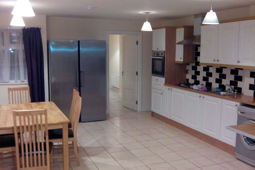 Common kitchen, full equipped