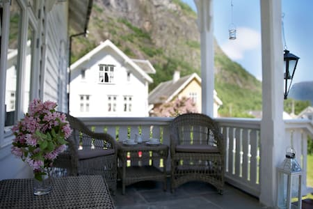 Solvorn Gjestehus, Mini Suite - Solvorn - Bed & Breakfast