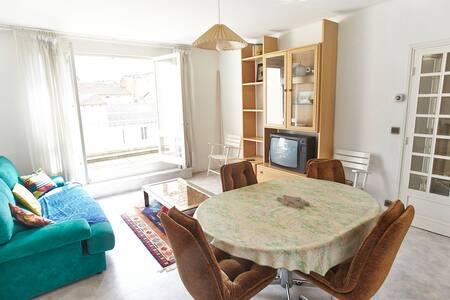Appartement T3 centre avec terrasse