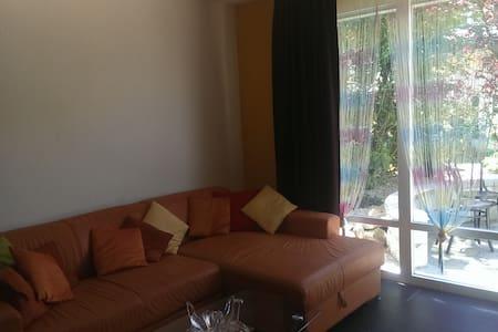 2-Zimmer Wohnung mit Terrasse - Wohnung