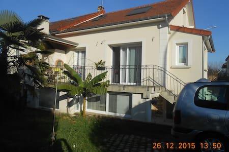 Appart. privé  2 pièces de 35 M² - Le Perreux-sur-Marne - Rumah