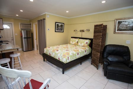 Comfortable studio close to Forsyth Park - Lakás