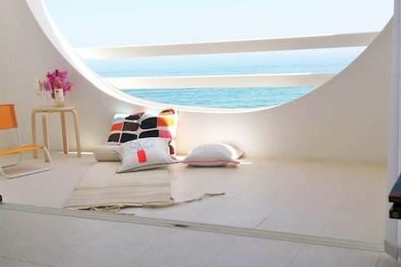 Seafront top studio  swimming pool  - Albufeira - Wohnung