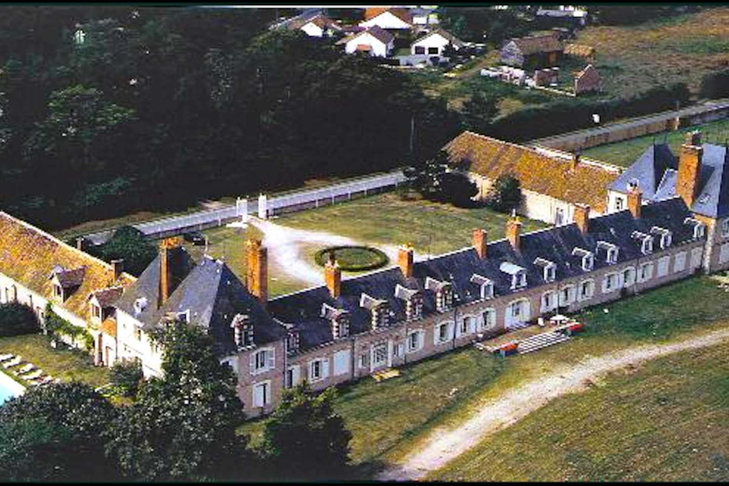 The Faba's castle of Sologne