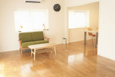 Great stay(C),Near新宿,渋谷&walk 5mins+Free Wifi,MAX 2 - Haus