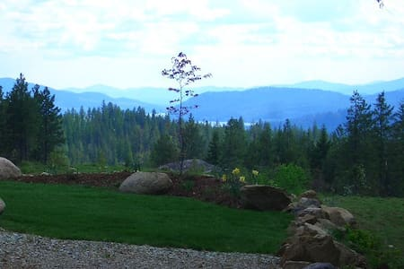 Great Mountaintop Getaway Sandpoint