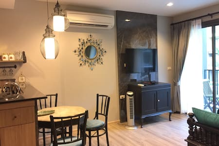 Rain Resort Condo, Cha-am Beach, Petchburi - Andere