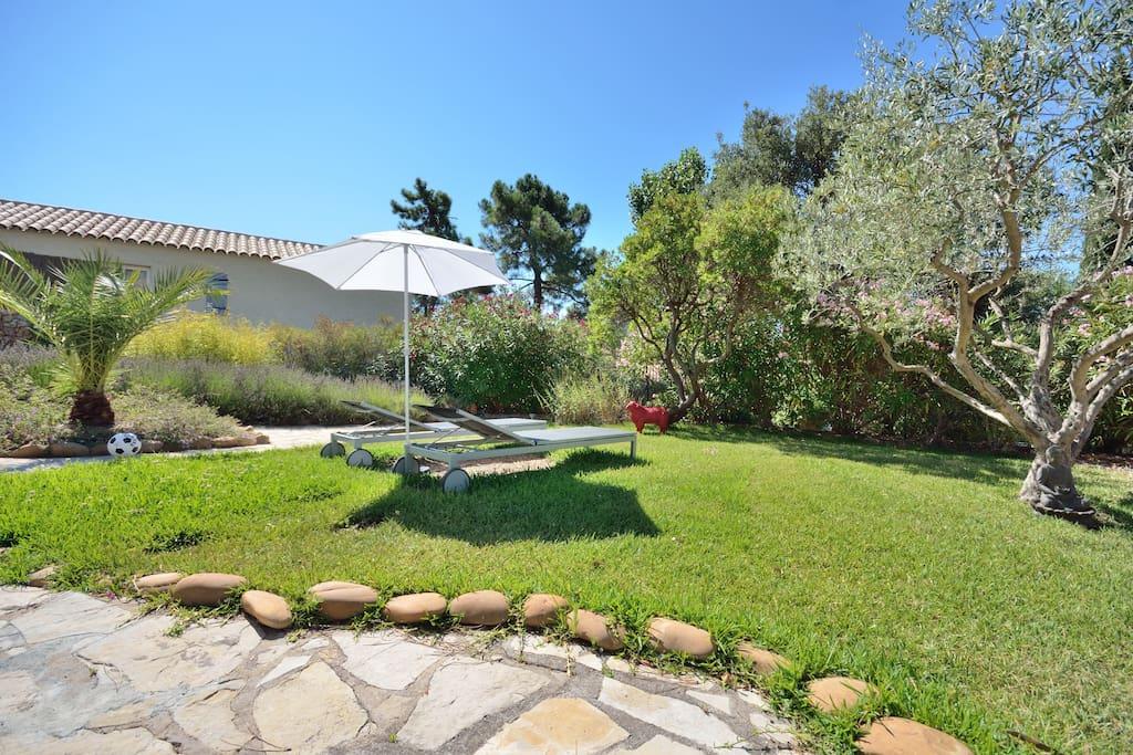 Beau 2 pi ces moderne rez de jardin apartments for rent for Beau jardin apartments reviews