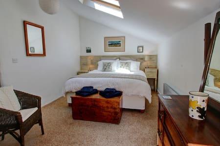 Hidden luxury cottage in Totnes