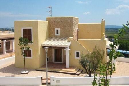 FORMENTERA VILLA 10 PERSONE S.FRANC - Formentera