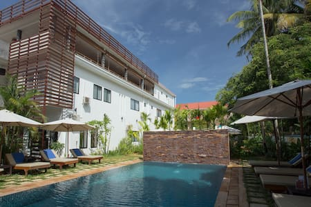 Mudra Angkor-One Bed+FREE Breakfast