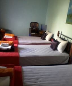 AYSSI MED BED AND BREAKFAST: ROOMS
