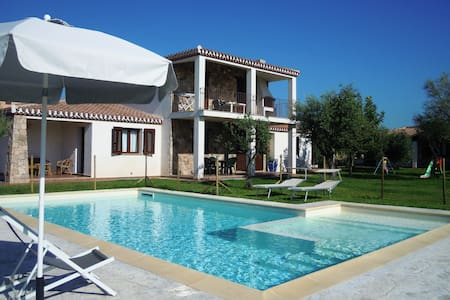 Apartment in Villa with Pool - Apartamento