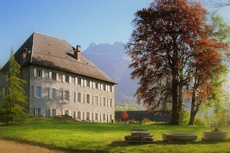 Chambres d'hotes , charme en Savoie - Oda + Kahvaltı