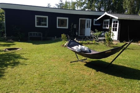 Cozy cottage 200m from the sea - Strøby